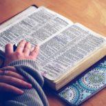 étude biblique
