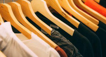 vente de vêtements de seconde main et contact